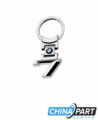 BMW 7 Serijos raktų pakabukas (Sidabrinis)