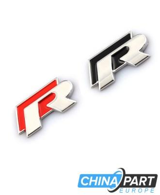 "R Line Ženkliukas emblema (Red,""Medium"")"
