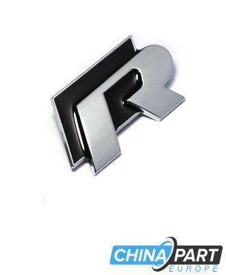 "R Line Ženkliukas emblema (Black,""Medium"")"