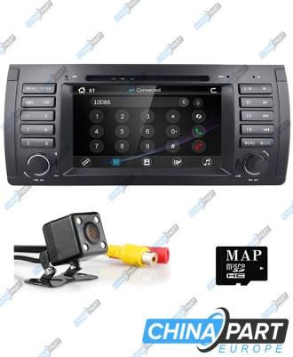 BMW E39 X5 E53 Multimedija su navigacija (Windows CE)