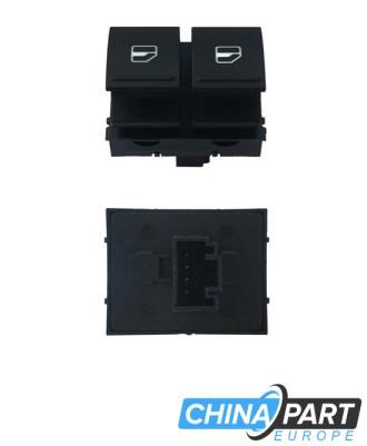 Škoda Vairuotojo langų pakėlimo mygtukai (Priekiniai)