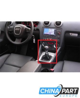 Audi A3 Pavaru perjungimo svirtele (6 begiu)