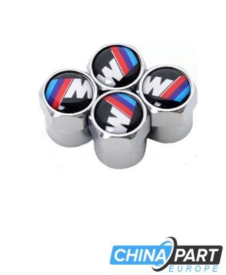M-Tech M Series Ventilių dangteliai (Silver)