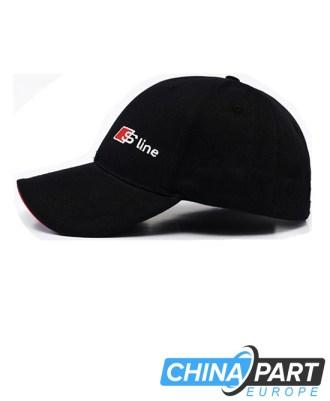 S Line Kepurė (Juoda)
