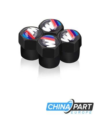 M-Tech M Series Ventilių dangteliai (Black)