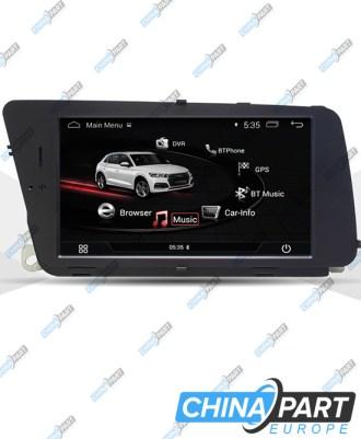 Audi Q5 8R Multimedija su navigacija (Android 4.4)