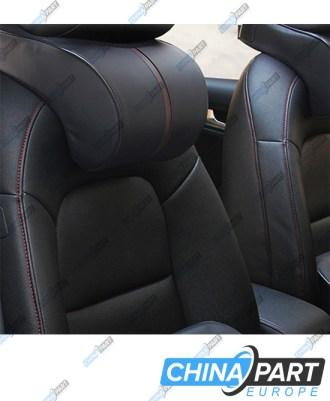 Automobilinė kaklo pagalvėlė (Black)