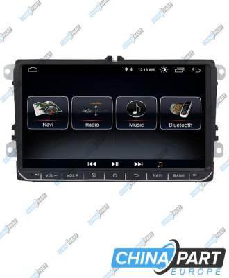 """Volkswagen Škoda Seat Multimedija su navigacija 9""""coliai (Android 7.1)"""