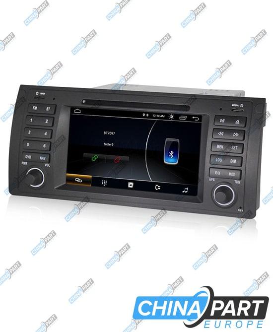 BMW E39 X5 E53 Multimedija su navigacija (Android 8.1)