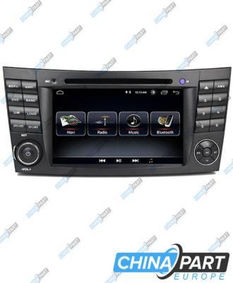 Mercedes Benz E W211 CLS W219 Multimedija su navigacija (Android 8.1) (M188L)