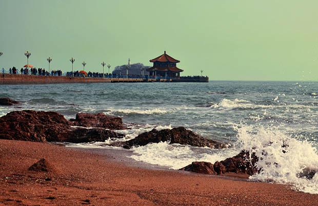 Zhanqiao Pier