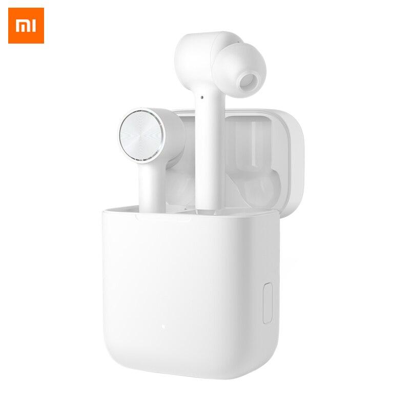 Новый 100% оригинал Сяо mi Air True беспроводной Bluetooth наушники AAC HD звук шум снижение Touch гарнитура TWS с c