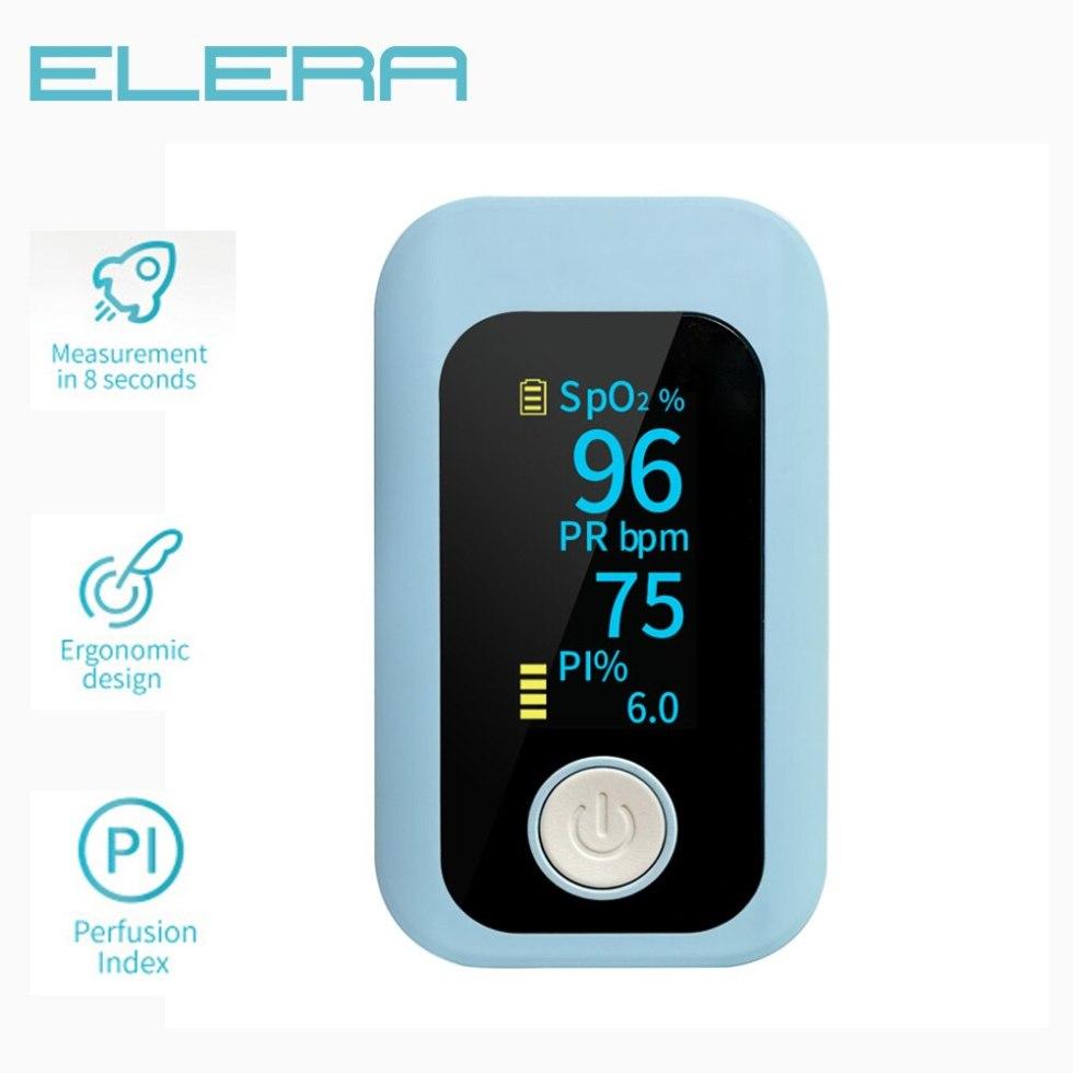 2020 Новинка! Будильник пальцевой оксиметр OLED Пульсоксиметр портативный Пульсоксиметр SPO2 PR оксиметр Дедо цифровой оксиметр палец