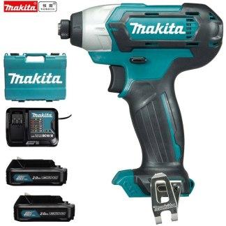 Ударный шуруповёрт Макита с Алиэкспресс: Makita TD110D 12V CXT