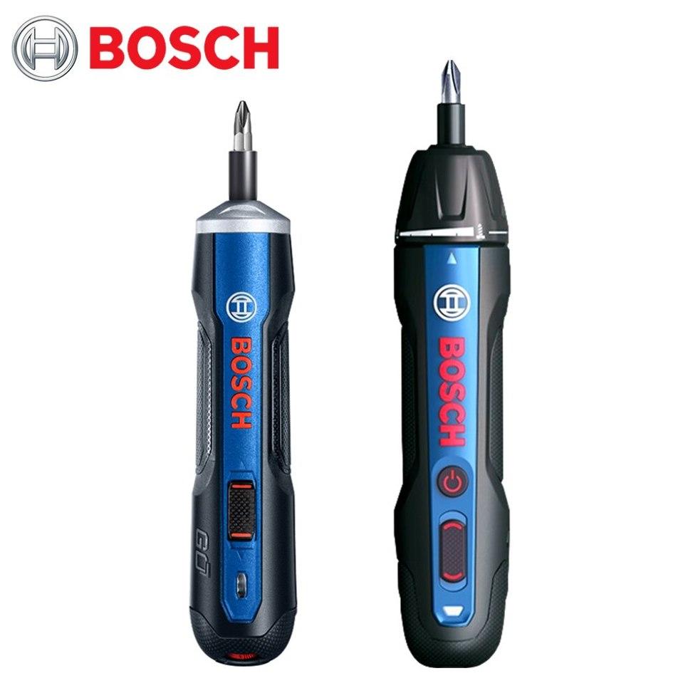 Bosch Go2 электрическая отвертка Автоматическая перезаряжаемая отвертка ручная дрель Bosch Go Многофункциональный Электрический пакетный инстру...
