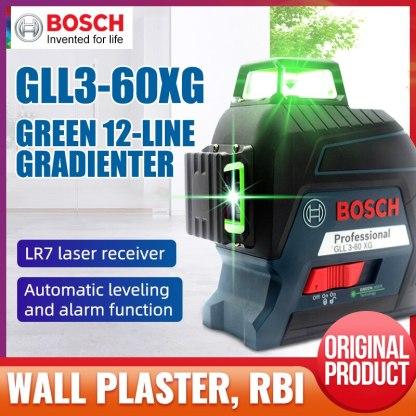 Лазерный уровень с Алиэкспресс: Bosch GLL 3-60 XG