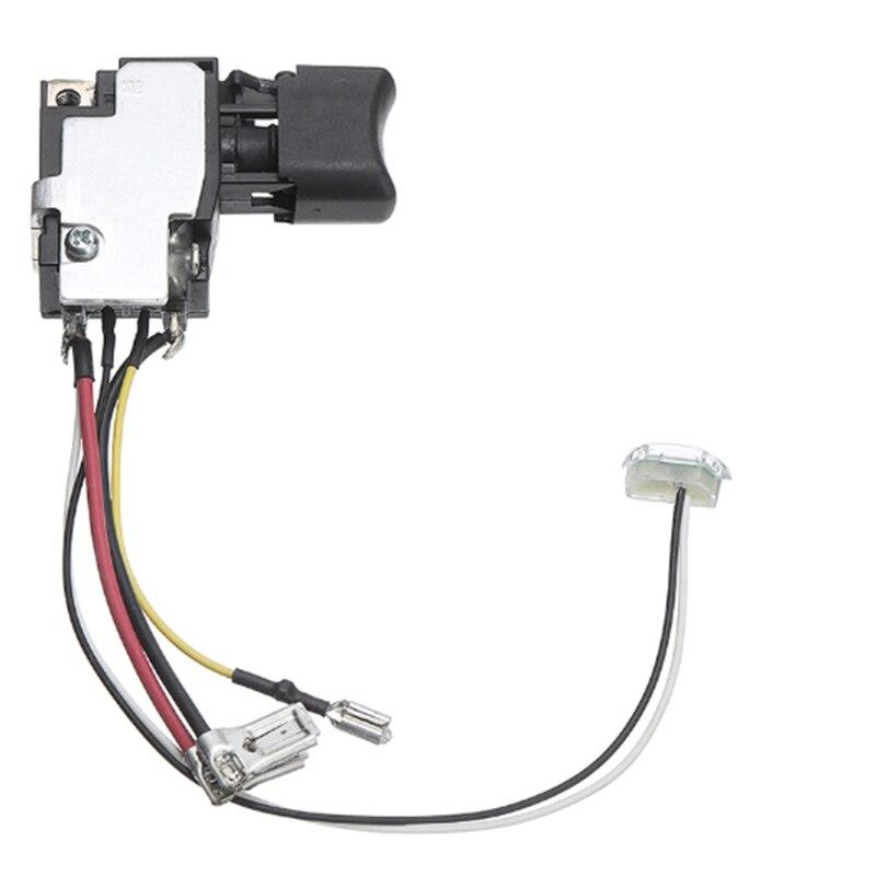 Подходит для переключателя Makita 650751-1 TD152D DTD152 DTD152Z DTD152RME простая установка