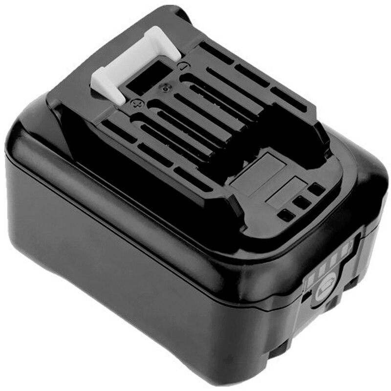 Сменные литиевые аккумуляторы Makita, 12 В, 4000 мАч, для аккумуляторных дрелей Makita Cxt Bl1040 Bl1015 Bl1020B Df031D Td110D