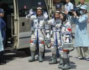 Shenzhou 10 mission crew 1