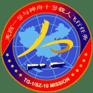Shenzhou 10 mission patch