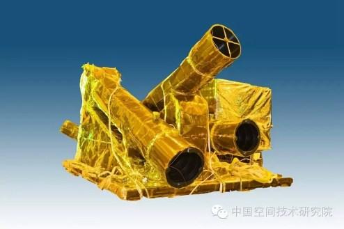Ziyuan 3 camera