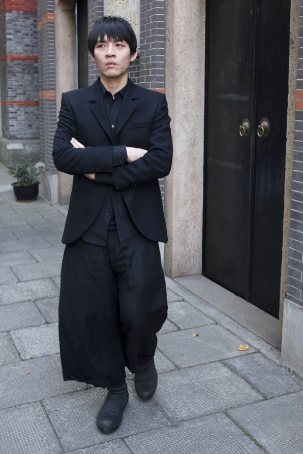 The 2016 Shanghai Fashionisto via Women's Wear Daily.