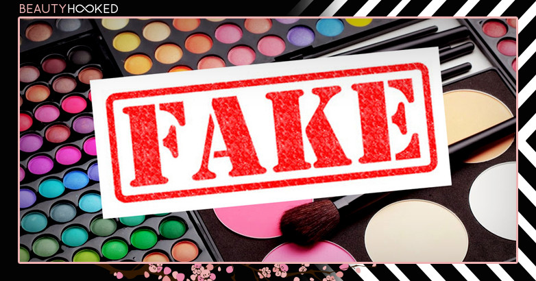 Fake MakeUp. Credit: Beauty Hooked