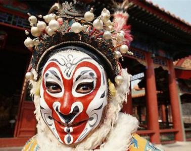 Beijing opera's monkey mayhem. Photo credits: China Culture Tour