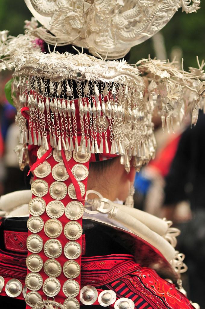 Miao headdress. Image: online