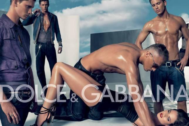 Copyright@Dolce&Gabbana, 2007.
