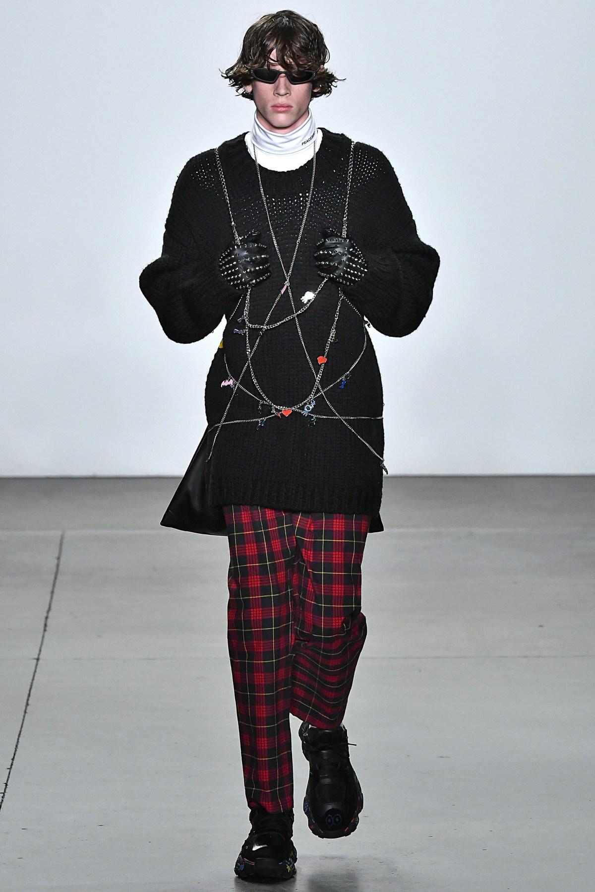 Peacebird New York Fashion Week RTW FW19_20 - New York City - February 2019