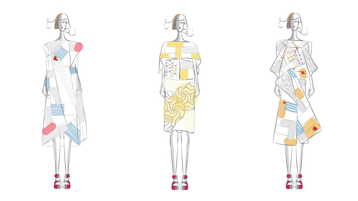 Redress Design Award 2019 Semi finalist_Pragya Sharma