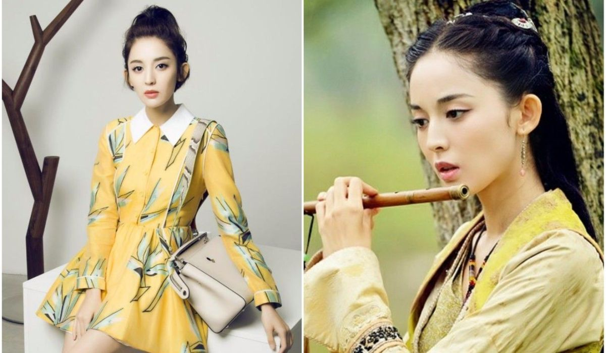 """Gülnezer Bextiyar stars in """"Chinese Paladin 5,"""" a 2016 Chinese television series """"adapted from the action role-playing game of the same name by Softstar Entertainment."""""""