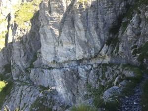 12. Tag: Auf dem Sentiero degli Alpini