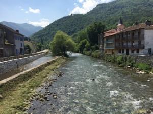 Ein langer, langer Weg in die Pyrenäen