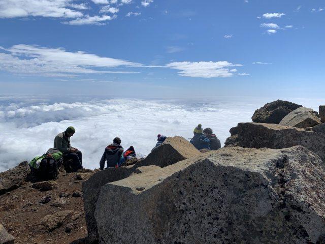 11.Tag: Auf den Pico auf Pico