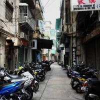 Look For Authentic Home Cooking in the Old Streets of Macau