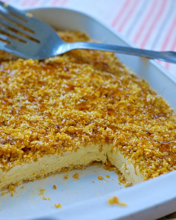 Vanilla Caramel Cake Recipe