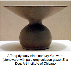 Tang Yue Ware spittoon