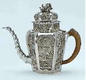 17th:18th century CES Tea Pot
