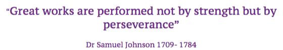 Samuel Johnson Quotation