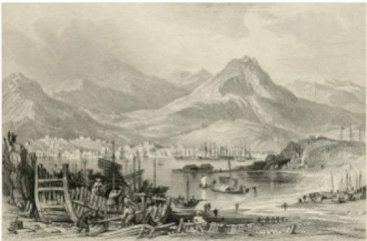 1842 Hong Kong Harbour