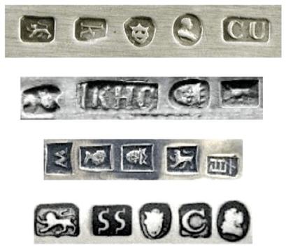 Chinese pseudo hallmarks