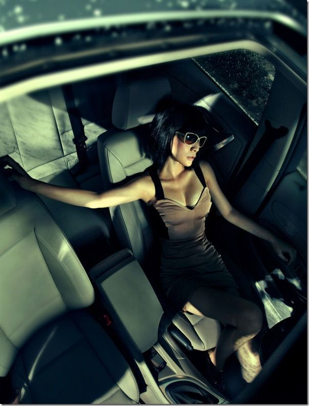 Sexy-female-anchor-Ada-Liu-Yan-became-glamorous-and-sexy-car-model-8_thumb