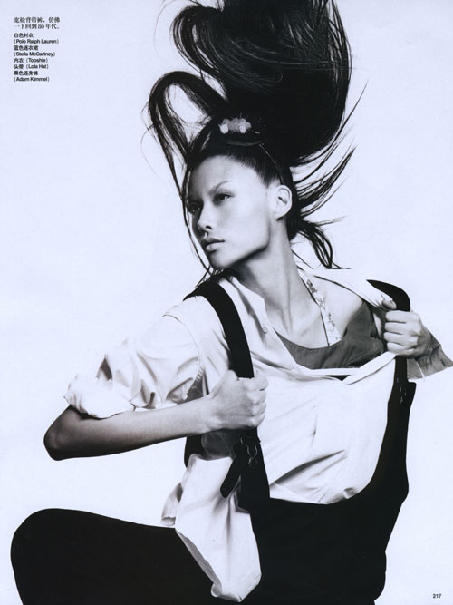 China Vogue June 07 - 01
