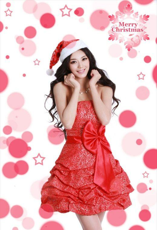 Hot_Christmas_Babe_Ai_Shang_Zhen_2