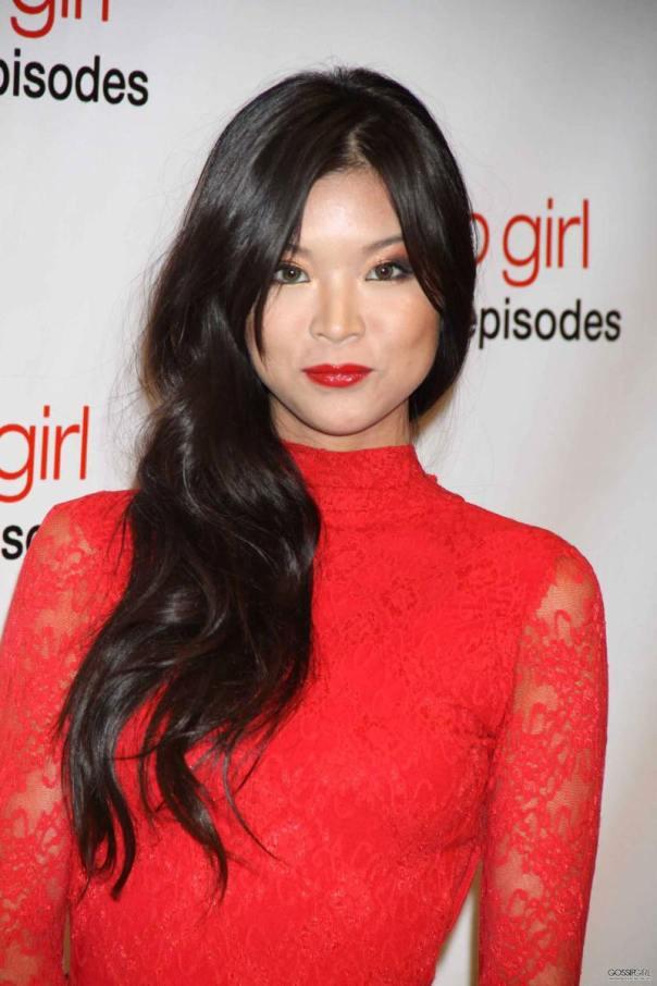 Nan Zhang at Gossip Girl 100th Episode Celebration in New York