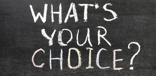 第二人生(二百三十二):選擇