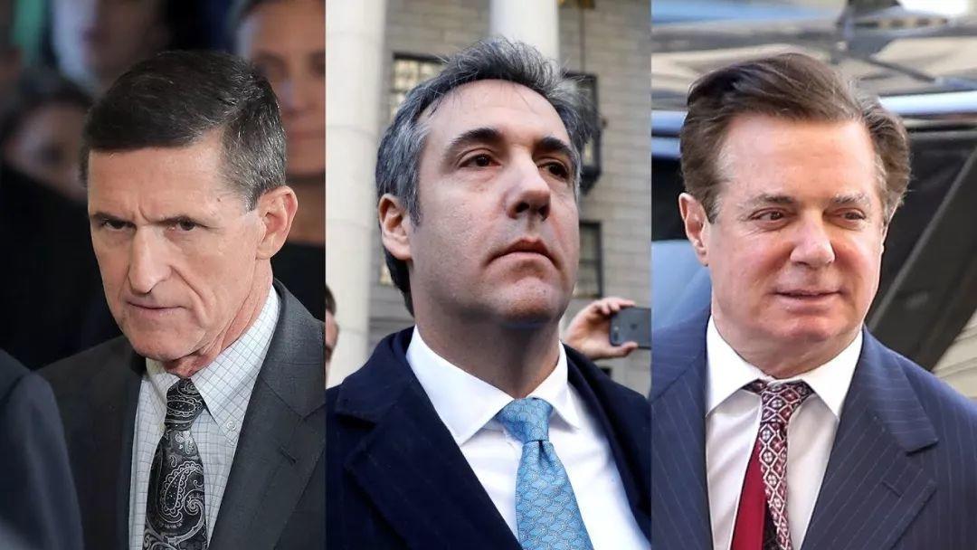 穆勒送圣诞大礼:总统涉两项重罪,前竞选主席和律师将被重判   彦子追踪