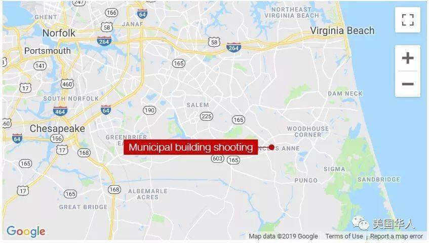 至少11人死亡!弗吉尼亚惊爆半年以来美国最大规模枪击案 | 图姐
